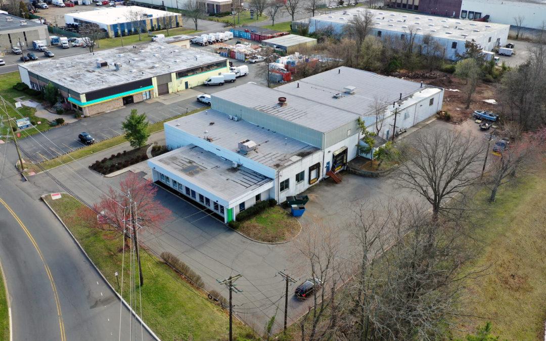 Zimmel Associates Negotiates $3.350 Million Sale of Edison Industrial Building